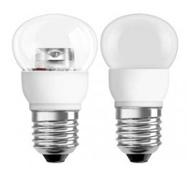 E27 LED Leuchtmittel LED STAR CLASSIC in Tropfenform Osram