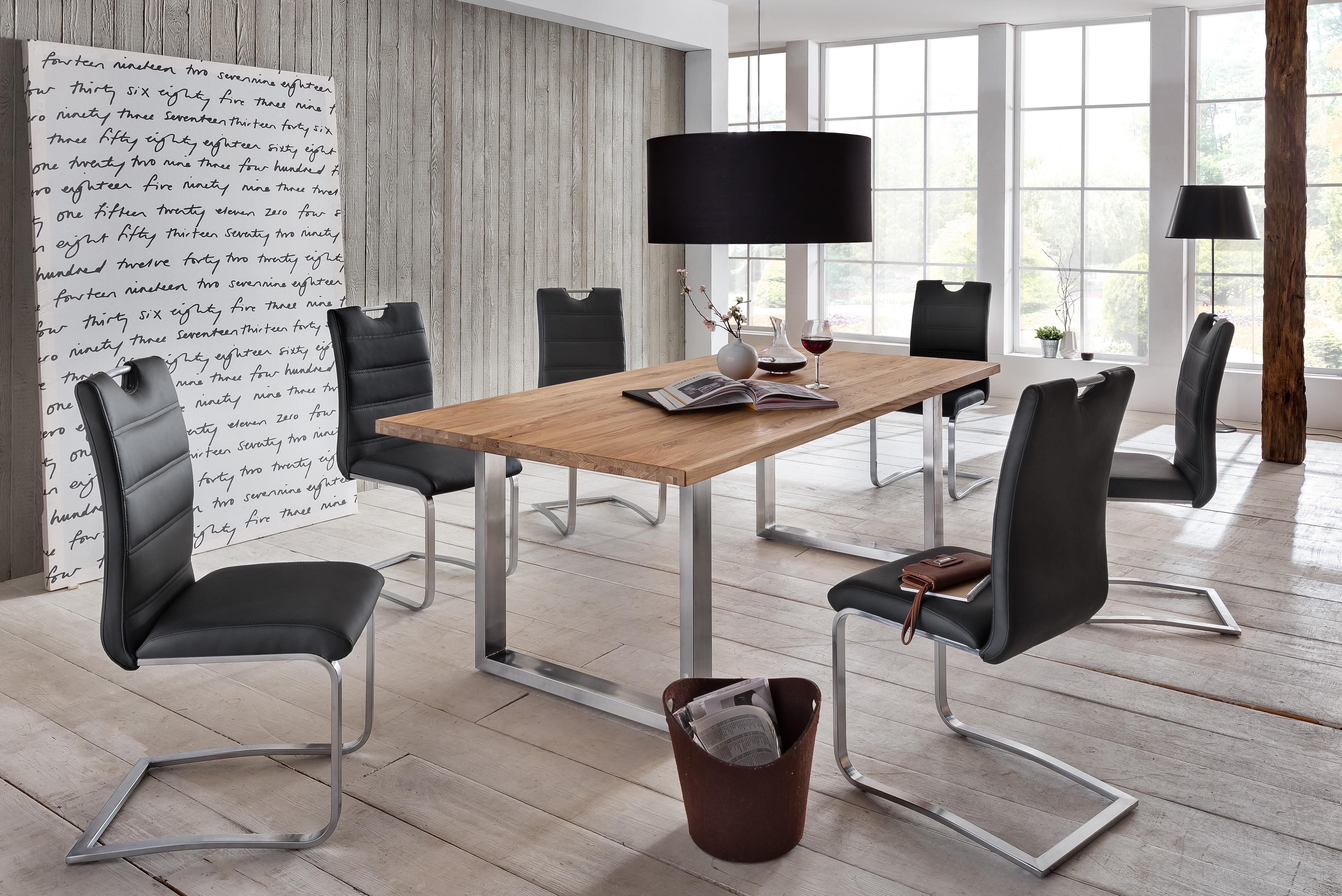 premium collection by home affaire esstisch brooklyn. Black Bedroom Furniture Sets. Home Design Ideas