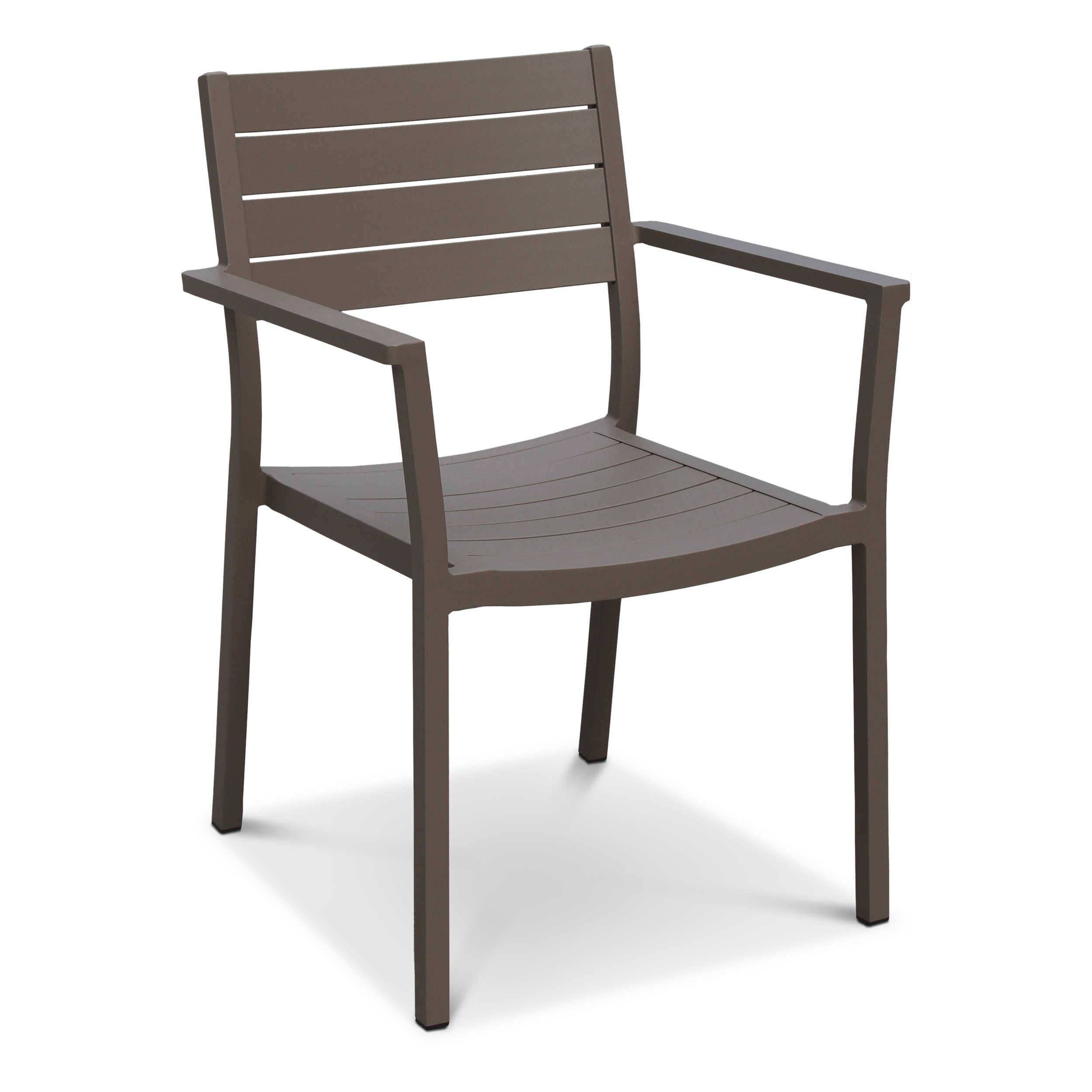 stapelstuhl amica aluminium defactodeal. Black Bedroom Furniture Sets. Home Design Ideas