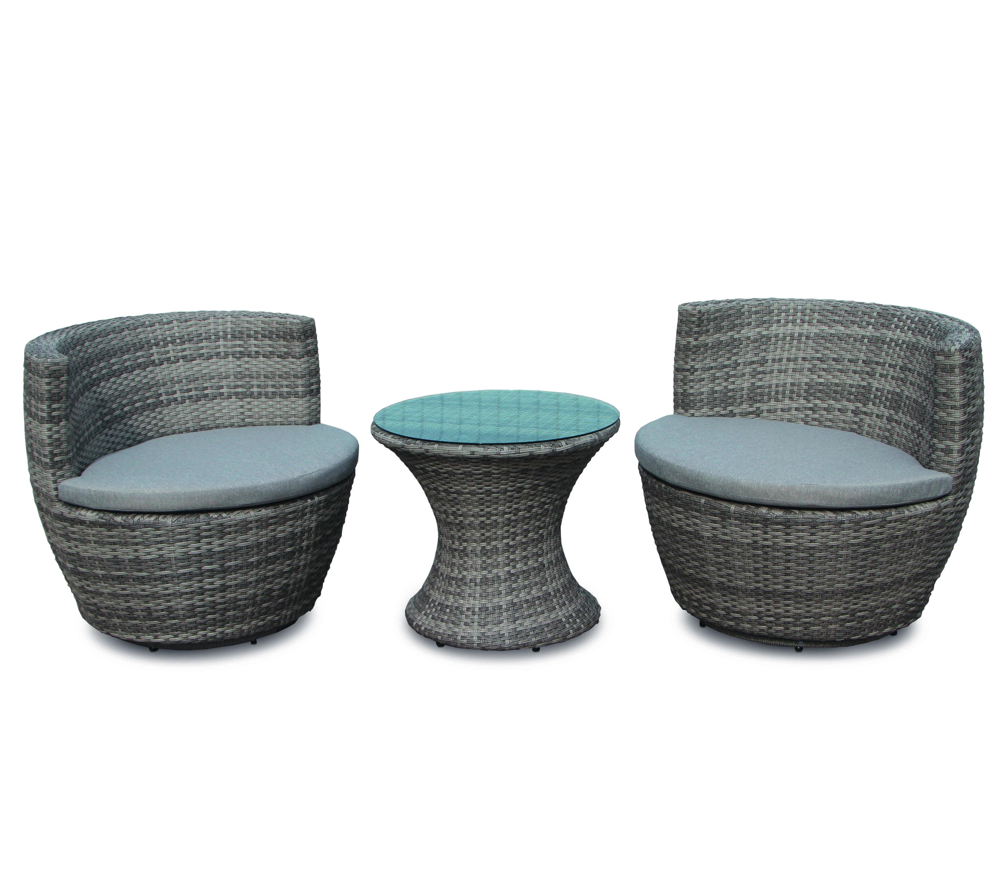 loungem bel set mauritius swivel 3tlg defactodeal. Black Bedroom Furniture Sets. Home Design Ideas